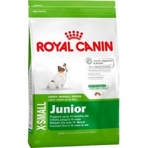 ROYAL CANIN X-SMALL JUNIOR 2x 1.5KG