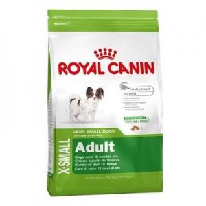 ROYAL CANIN X-SMALL ADULT 2x 1.5KG =3KG