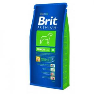 BRIT PREMIUM SENIOR XL 15KG EXTRA LARGE
