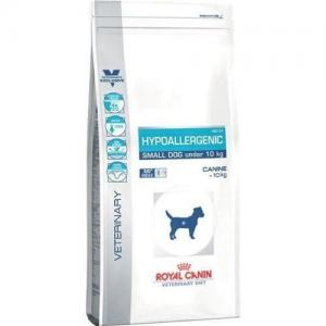 ROYAL CANIN HYPOALLERGENIC SMALL DOG 1KG MAŁE RASY
